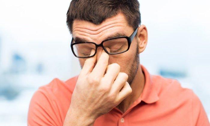bigstock people eyesight stress over 1212301431