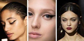 2.έντονο μαύρο eyeliner1